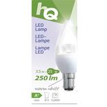 HQ B15d 3.5W 230V LED žárovka bajonet svíčková
