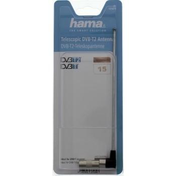 Hama DVB-T/DAB/FM teleskopická anténa, pasivní