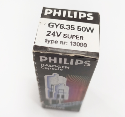 Philips 13090 24V 50W GY6,35