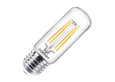 Century E27 9W LED Filament válcová žárovka