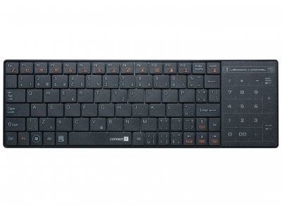 Connect IT KW3100 bezdrátová klávesnice k Smart TV
