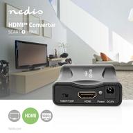 Nedis VCON3462 převodník ze SCART na HDMI