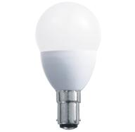 HQ B15d 3.5W 230V LED žárovka bajonet mini baňka