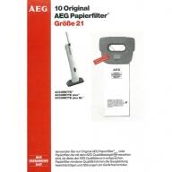 AEG Gr.21 sáčky do vysavače