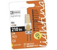 Emos G4 12V 2W LED žárovka